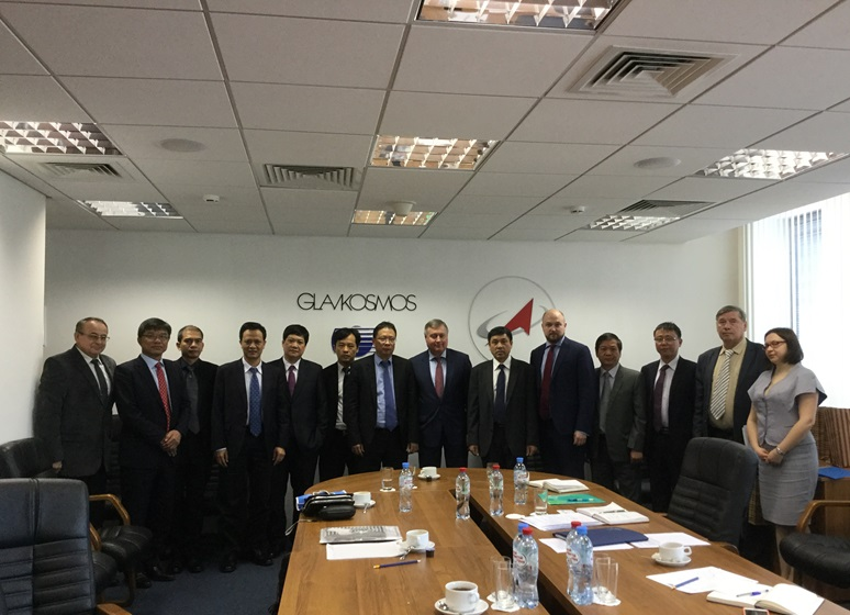 Tăng cường quan hệ hợp tác với các đối tác Liên bang Nga