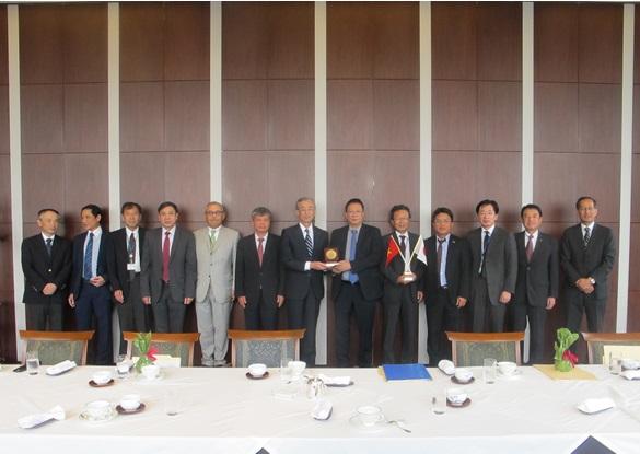 Tăng cường hợp tác với các đối tác Nhật Bản và Liên bang Nga